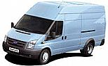 Group C - eg Fort Transit (high roof) Van Hire  from only £75 per day